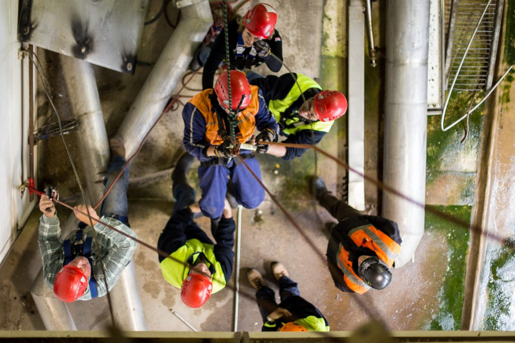 Height safety training, rope rescue, working at heights, adventure southland ltd, invercargill, southland, 15757, 23229, 23231, 23232, unit standards