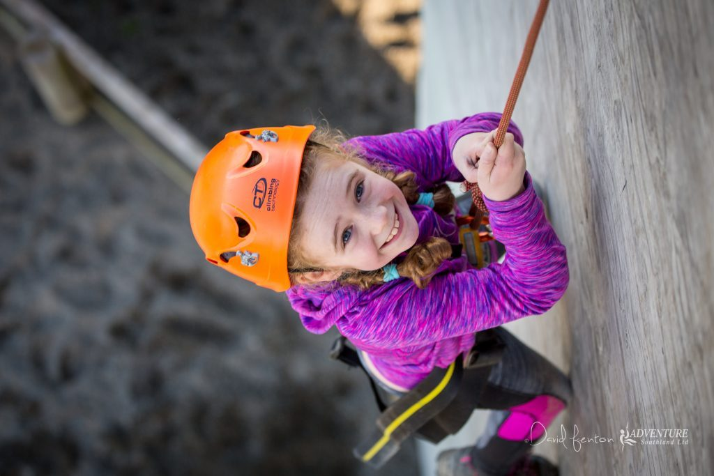 adventure southland ltd, school holiday programme, school holiday adventures, abseiling, challenge ropes course, things to do in southland, things to do in invercargill