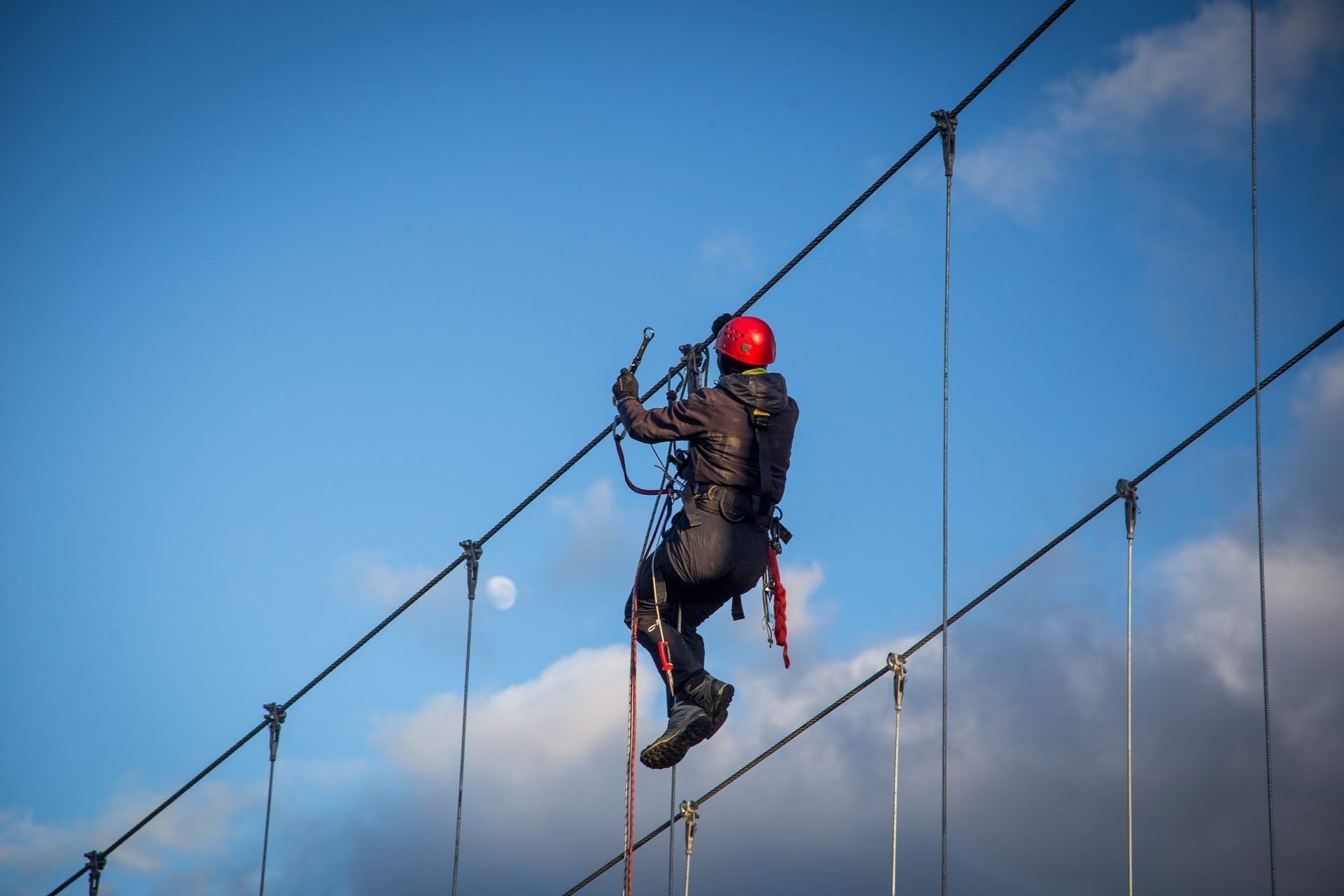 Adventure Southland, height safety, industrial rope access, working at height, maintenance, bridge maintenance, repair, inspection, bridge inspection