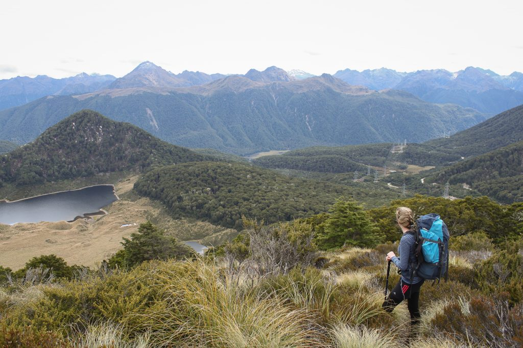 tramping, overnight walks, overnight trip, day walks, multi day walking, packing, gear list, packing for tramping, what to pack for tramping, things to do in southland, things to do in fiordland, things to do near me, guided tramping, bush walk, exploring