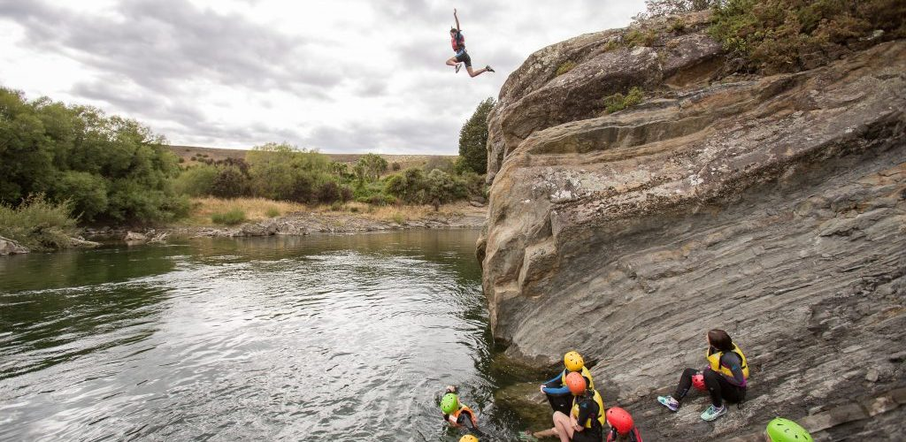 river swimming, adventure southland ltd