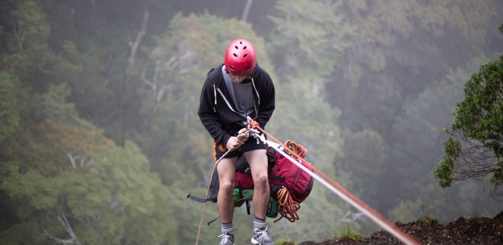 abseiling, adventure southland ltd